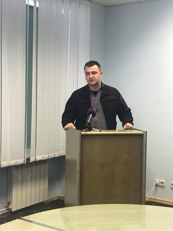 КДКП Костянтин Кулик